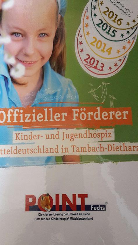 Förderer Kinderhospiz
